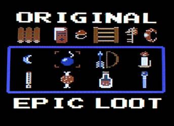 Original Epic Loot by Fierymonk