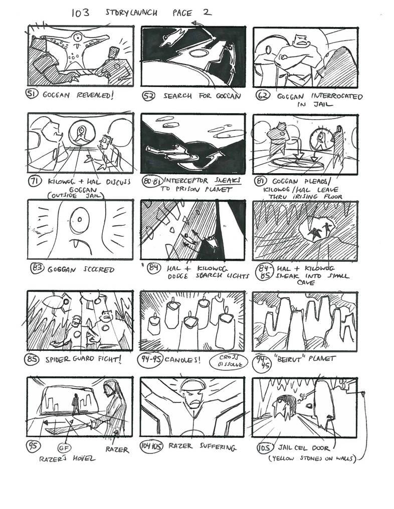 Green Lantern thumbnails 02 by Fierymonk