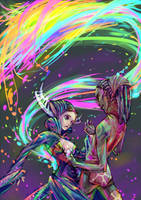 lets dance by Alarimaa