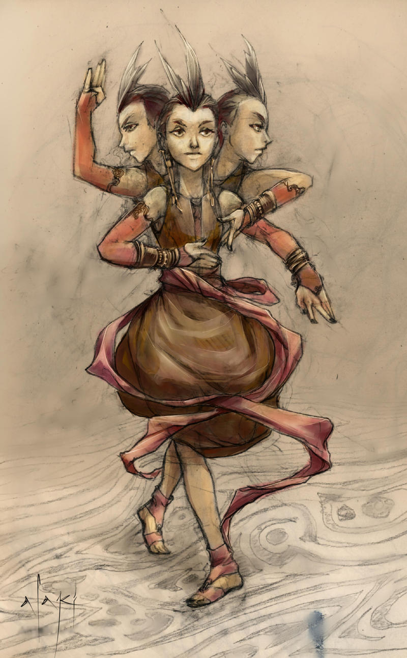 pokemon Dodrio by Alarimaa