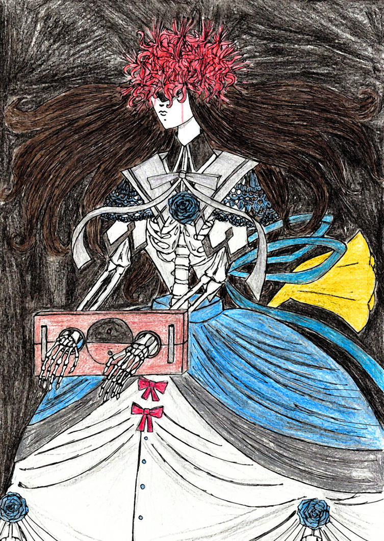Madoka Magica - Homulilly by Tarotmaster