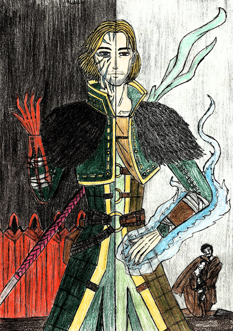 Dragon Age - To Anders by Tarotmaster