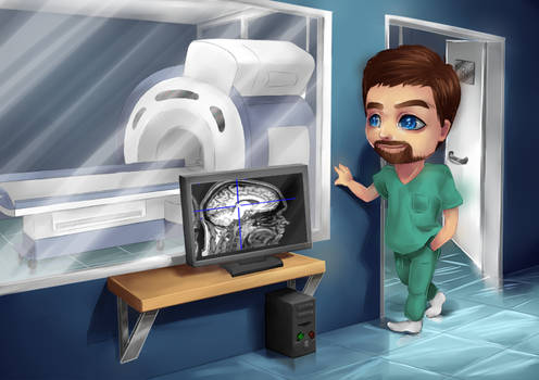 MRI - Chibi