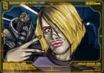 Mass Effect: Jammy and Garrus
