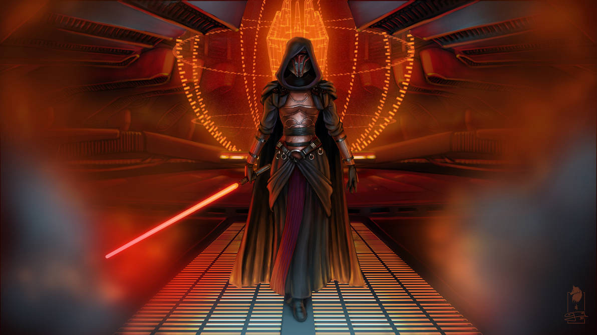 The Lady Revan