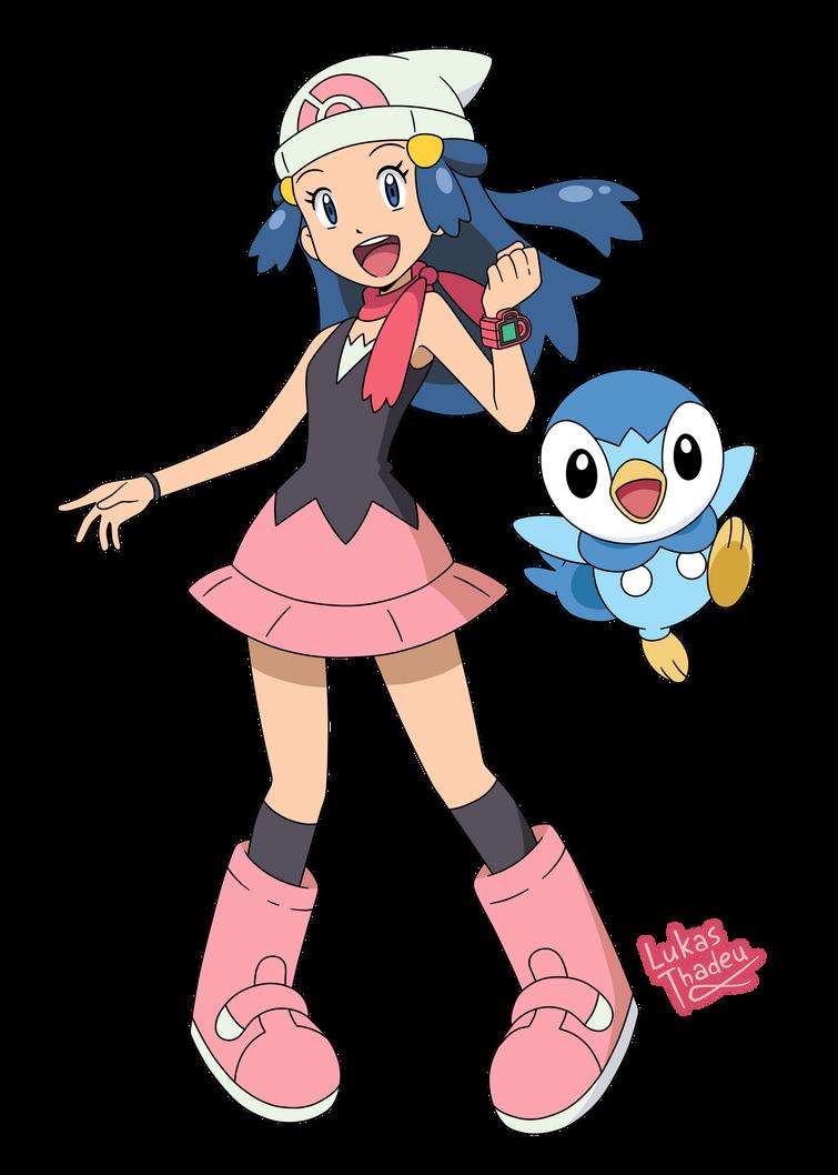 Pokemon Dawn