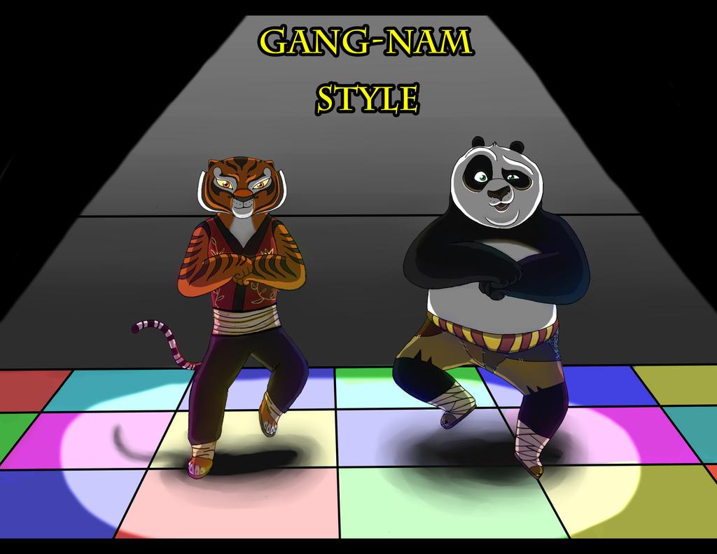 [KFP] Gangnam Style by janjin192