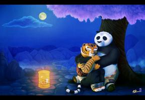 warm hug. by janjin192