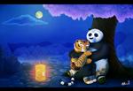 warm hug.
