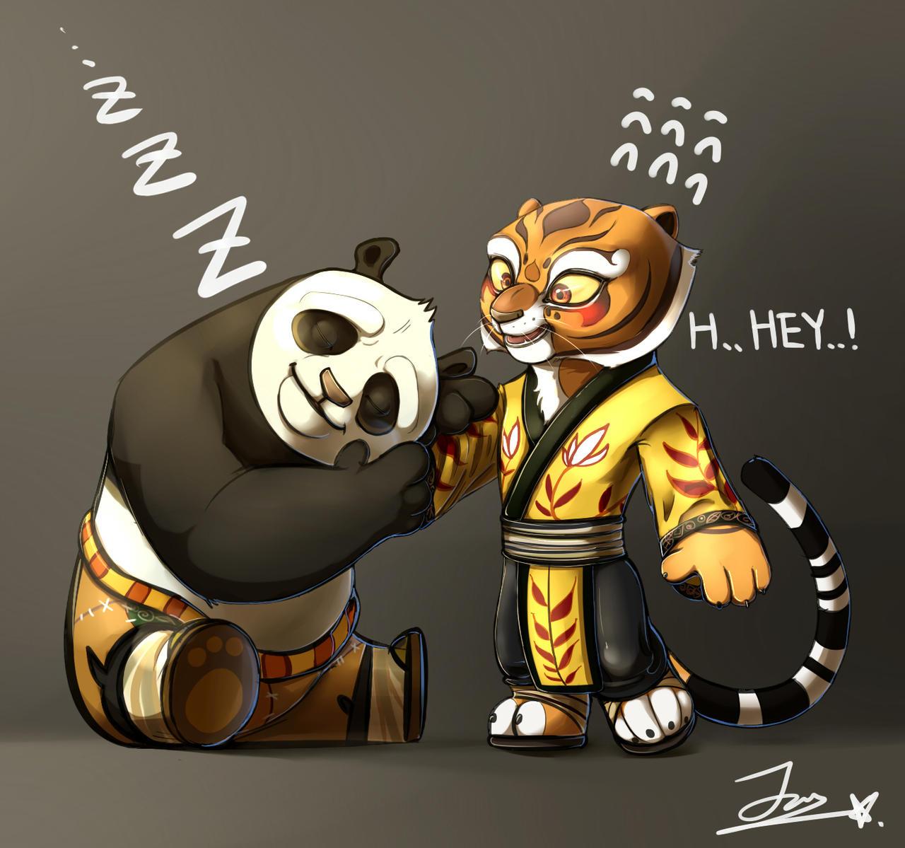 Kung fu panda 3 by jan...