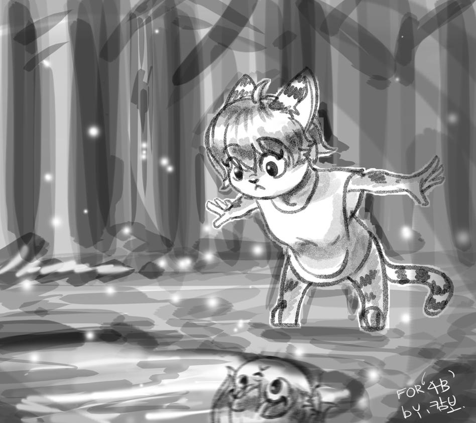 in the wood. by janjin192