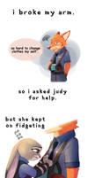 (Eng) Zootopia Fan-comic page 2