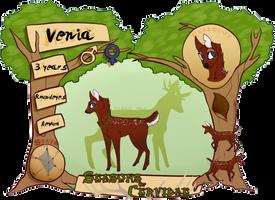 SOC || Venia || Roundeyes by catbae
