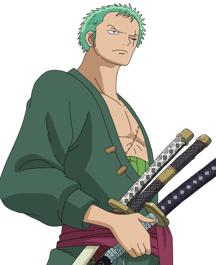 Zoro One Piece Time Skip Roronoa Zoro Li...