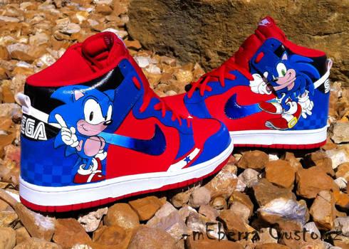 Sonic Gen highz