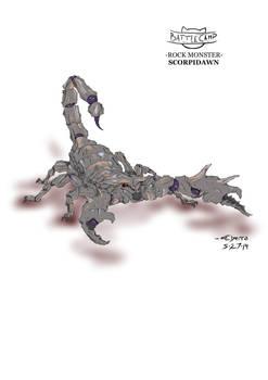 Rock Scorpion