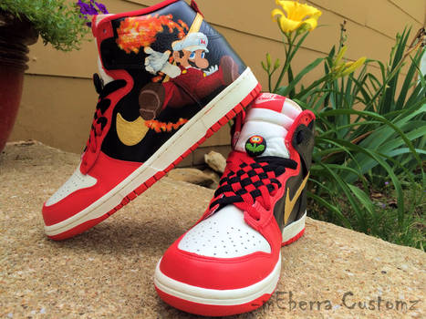 Fire Flame Hi's- tWo