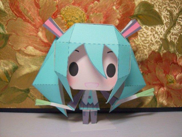 Miku Hatsune by pipubanh