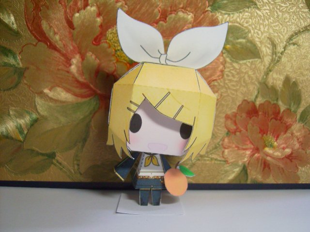 Kagamine Rin by pipubanh