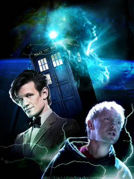 Doctor Who, Returns- poster