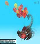 WoW Flying Scorpion Mount