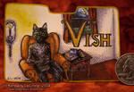 Vish: Completed Conbadge