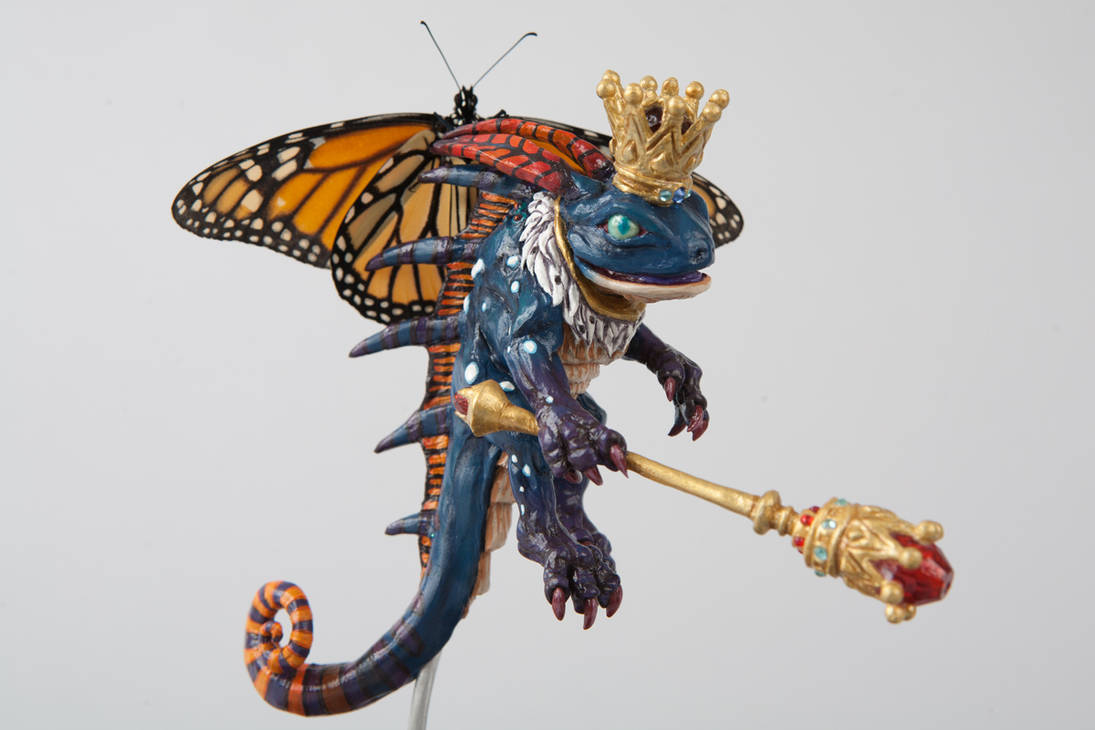 World's 1st Butterfly Cosplay - Monarch Brightwing by Dreamspirit