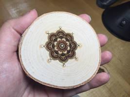 Jeweled Mandala by Dreamspirit