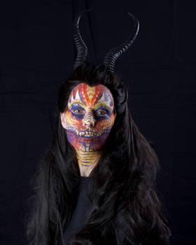 Dragon Facepainting