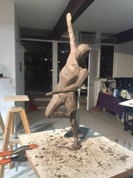 Figure Sculpt 2