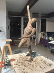 Figure Sculpt 2 by Dreamspirit