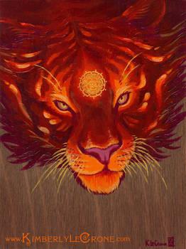 Fire Tiger by Dreamspirit