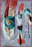 Nemean Lion Feather Commission