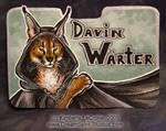 Davin Warter Conbadge Commissi