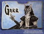 Garr Conbadge Commission