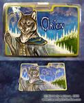 Orion Conbadge Commission