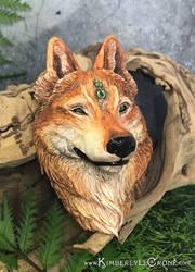 Gemstone Wolf
