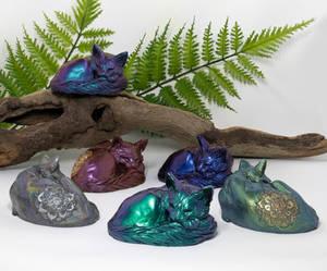 Colorshifting Mandala Kitties