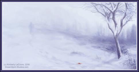 FMA: ToT: Snow Walk by Dreamspirit