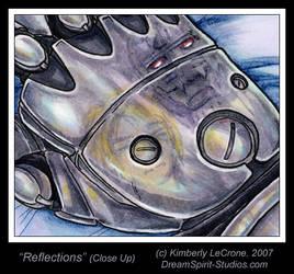 FMA: ToT Reflections Close-Up by Dreamspirit