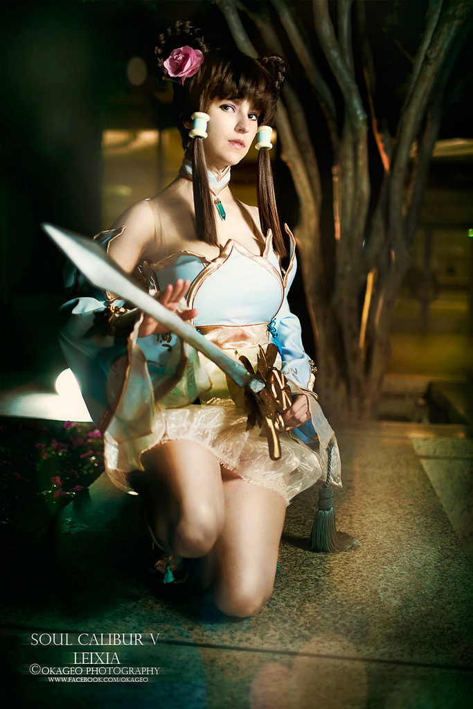 Leixia Cosplay. Speed Dating Fiend of the East. by JFamily