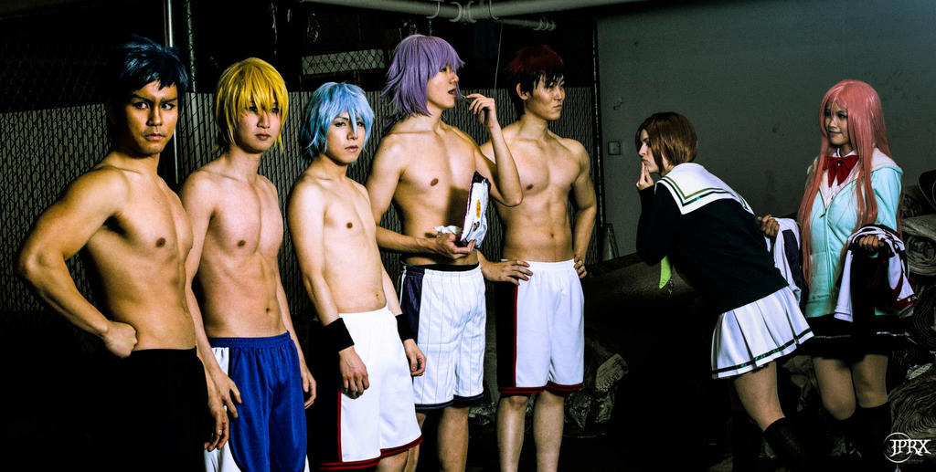 Kuroko's Basketball - NOT CROSSPLAYERS!!! by JFamily