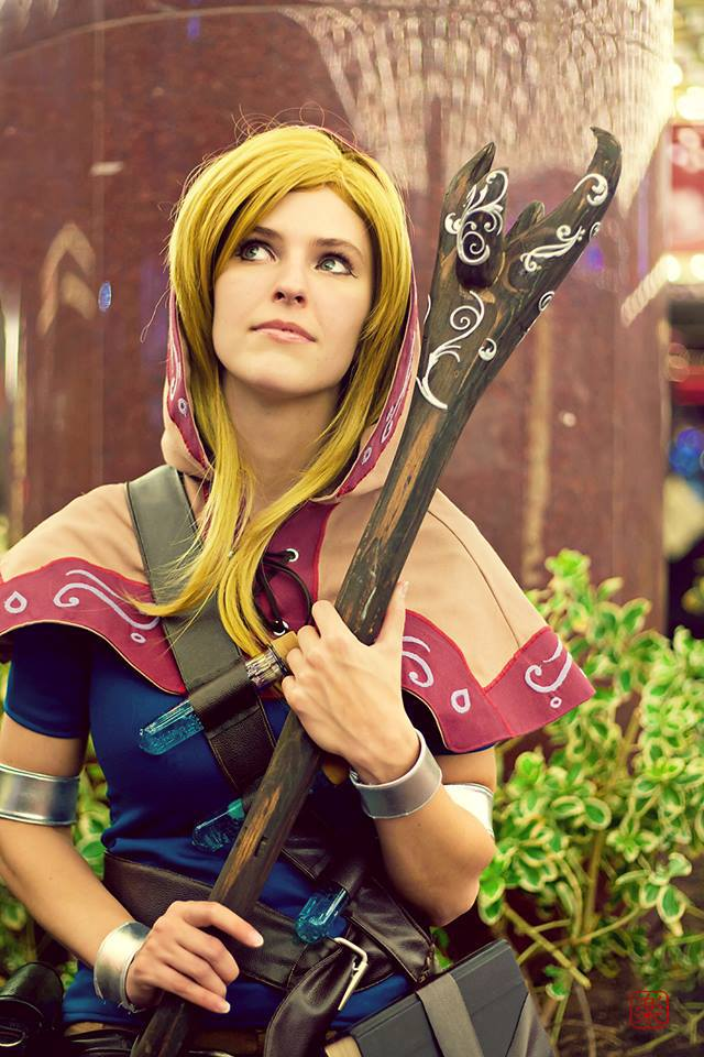 Spellthief Lux- League of Legends- Will I win big? by JFamily