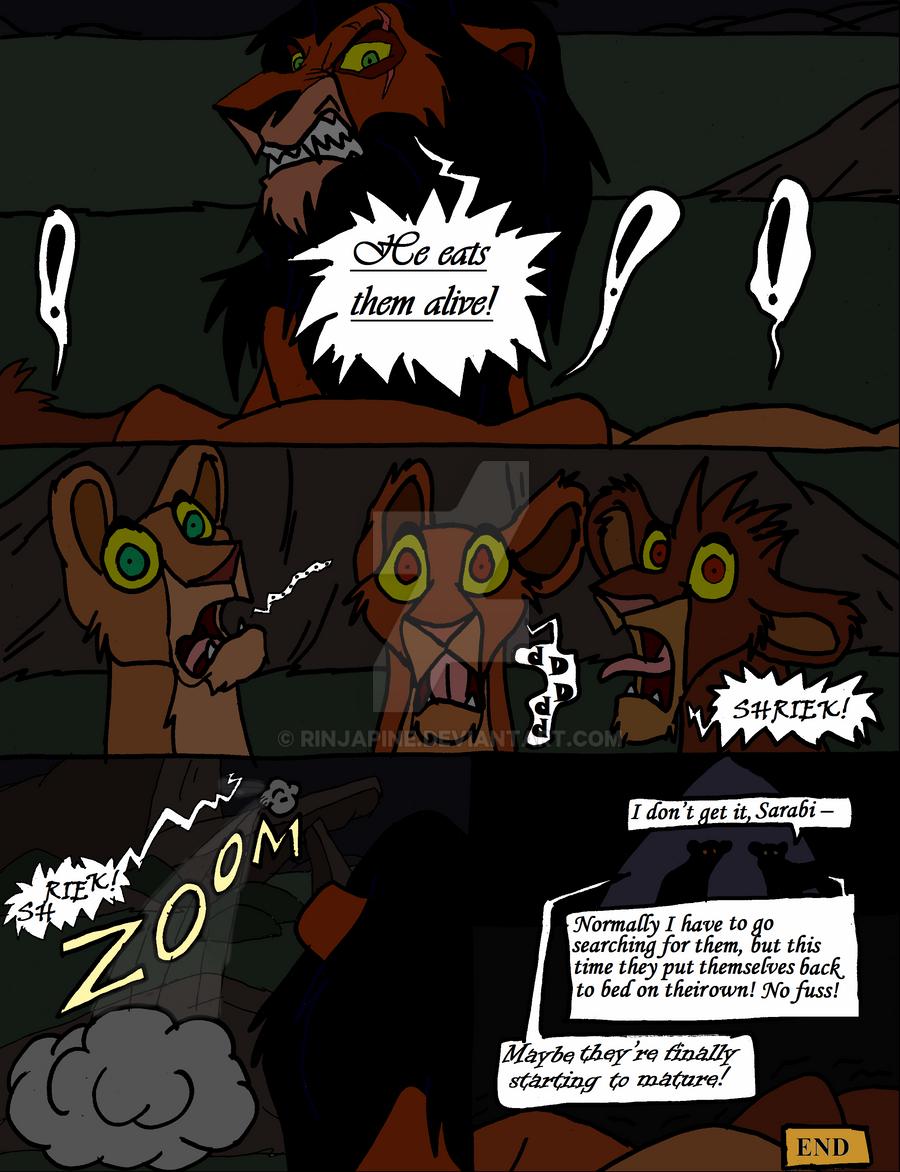 Nala's Scary Story favourites by Aubrey-J-Scott on DeviantArt