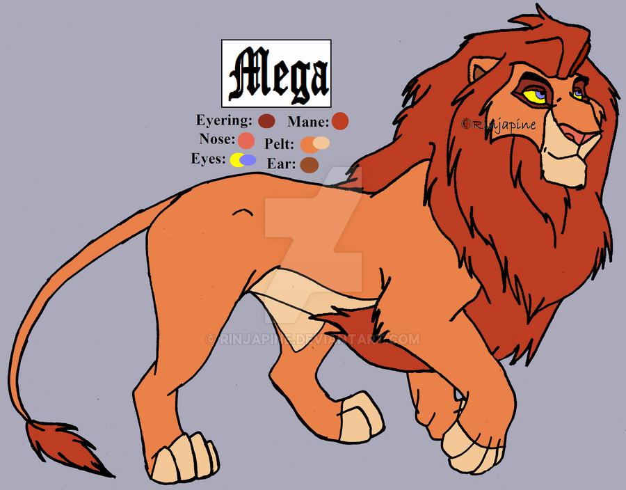 lion king mega on all-lion-king-art - DeviantArt