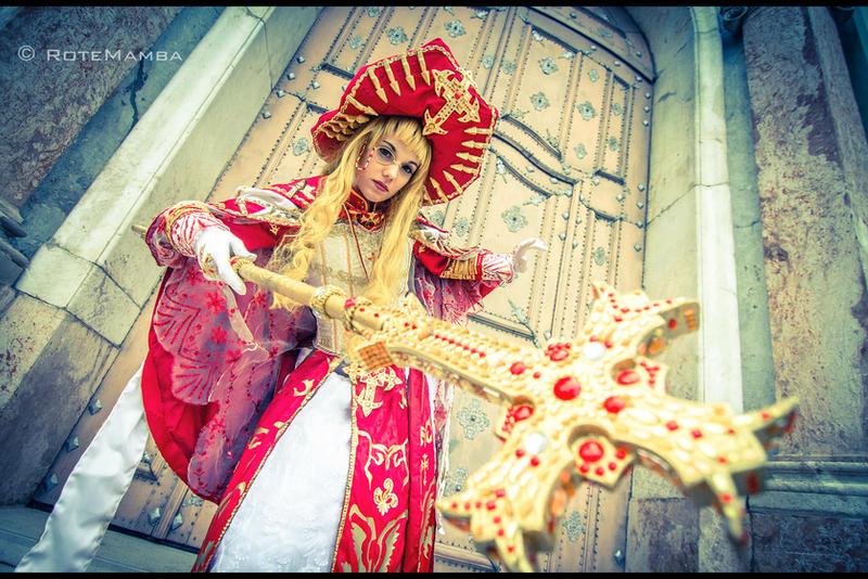 Trinity Blood - Caterina Sforza by RoteMamba