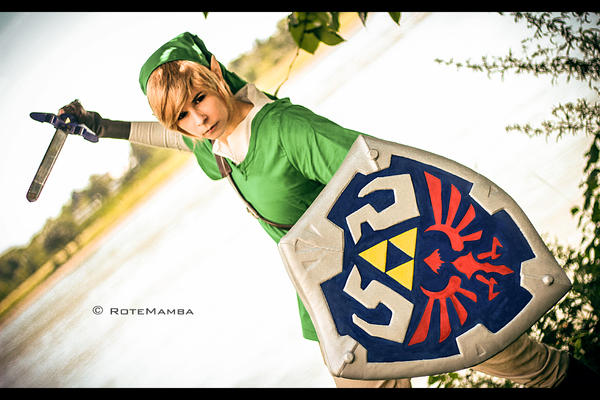 Skyward Sword - Link by RoteMamba