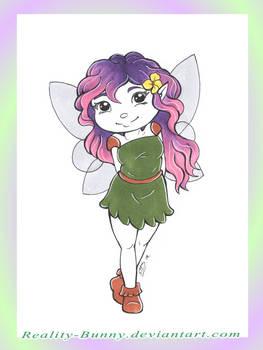 Effy Fan Art for Colette
