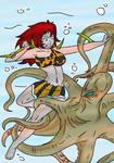Greka vs The Giant Octopus
