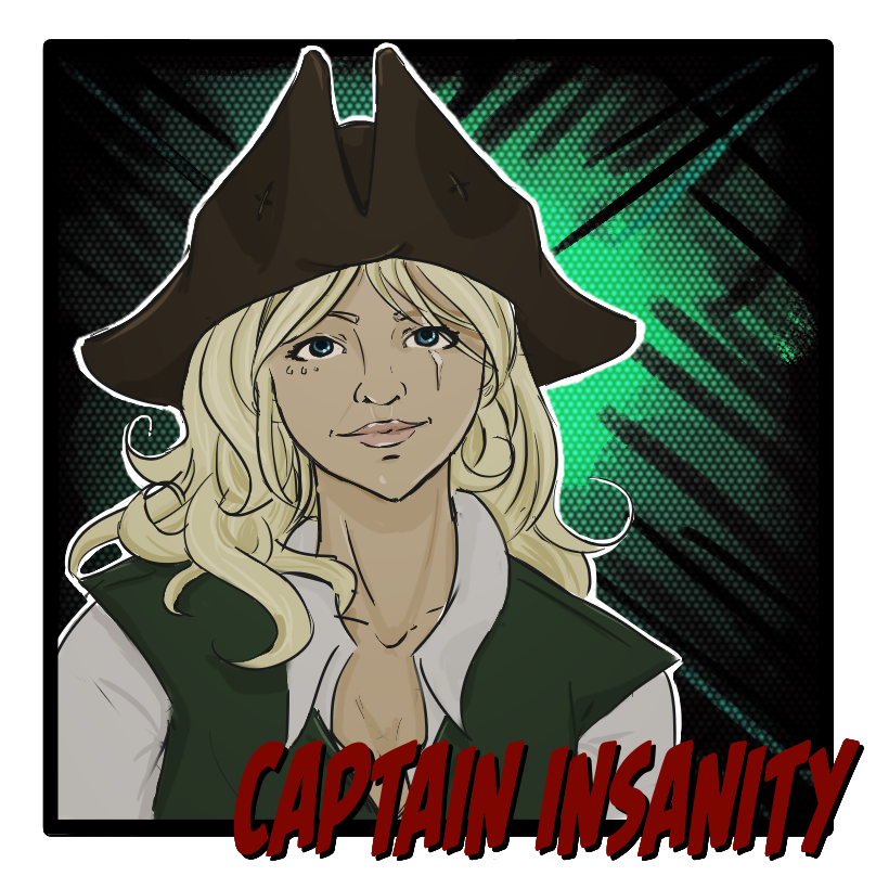 new avatar by Capt4in-Ins4nity